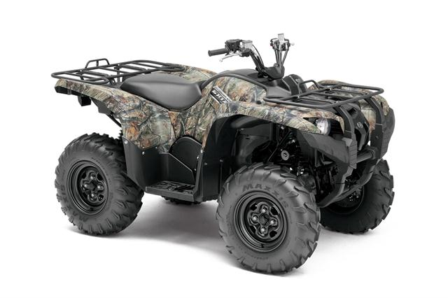 Win this Yamaha Grizzly!