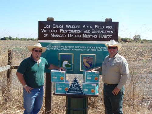Los banos wildlife area for California department of fish and wildlife jobs