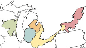 Great Lakes Priority Areas - click to learn more