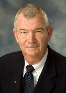 Curtis Hopkins, Ph.D., Mississippi Wildlife Federation's 2009 Conservationist of the Year