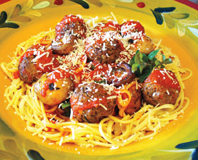 Duck or Goose Italian Meatballs