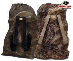 Avery Mesh Decoy Bag