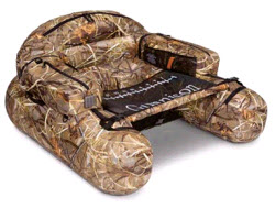 Gunnison Camo Hunting Float Tube