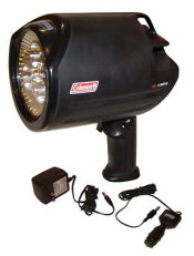 Coleman® LED Rechargeable Spotlight