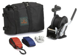 Mad Dog Gear® ATV Pocket Winch