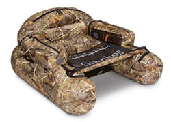 Camo Gunnison Float Tube