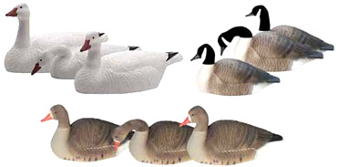 GHG Hot Buy Goose Decoy Shells