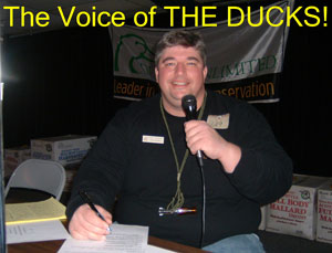 Curt Schuft: The Voice of the Ducks