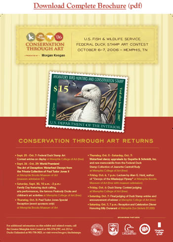 Download Duck Stamp Brochure