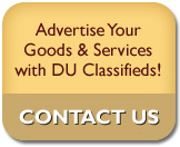 Advertise on DU Classifieds