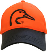 Click to order the DU Blaze Orange Cap