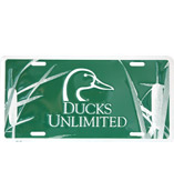 Click to order the Green DU License Plate