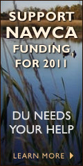 Help Support NAWCA Funding for 2011