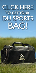 Get the official DU Sports Bag Today!