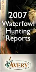 Duck Hunting Reports - Click here.