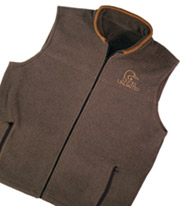 Click here to donate & receive your DU Fleece Vest!