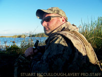 Click here to read more warm-weather hunting tips