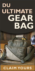 Claim your DU Ultimate Gear Bag!