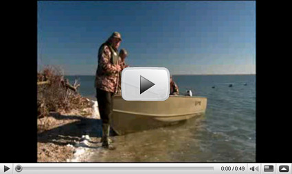 Click to watch this month's featured video: Big Water Safety