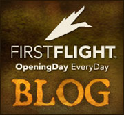 Read the Opening Day Blog now
