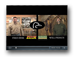 Watch Fred Zink & Will Primos' call-to-action video now