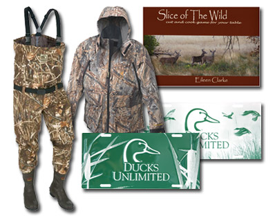 Click here to read the July 2009 Waterfowl Gear Guide