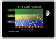 Click here for the Fish & Game Forecast