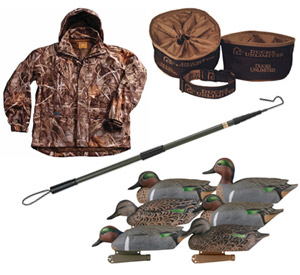 Click here to read the June 2009 Waterfowl Gear Guide