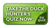 Take The Duck Hunter's Quiz now!