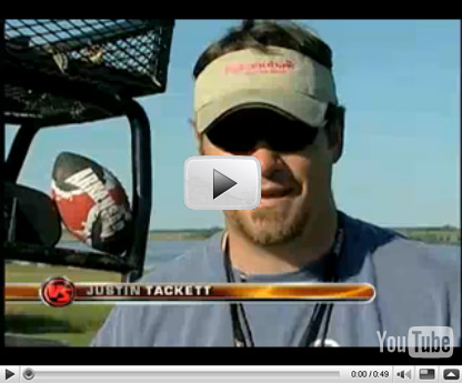 Click to watch this month's featured video: Conditioning Your Retriever