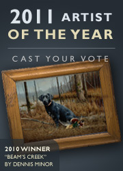 Vote for the 2011 Artist of the Year