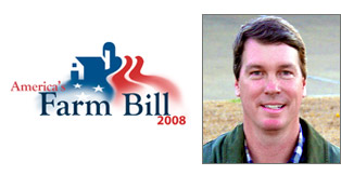 Dr. Scott Manley testifies on 2008 Farm Bill successes