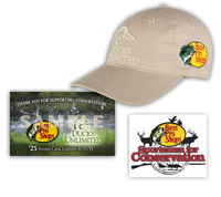 Bass Pro Shops special DU membership offer!