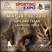 Ducks Unlimited Sporting Expo