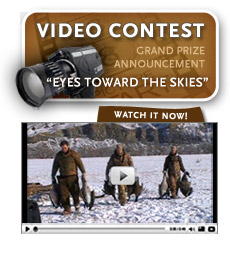 Click here to watch the winning video in the Ducks Unlimited Video Contest