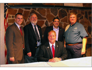 Iowa Gov. Chet Culver signs a bill protecting funding for natural resources projects in the state.