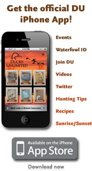 The new DU iPhone App - download it today!