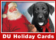 Order DU Holiday Cards Today!