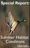 Summer Habitat Conditions Report - Click here for full report!