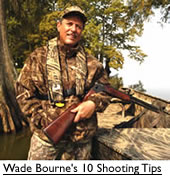 10 Shooting Tips for Waterfowl - Click here!