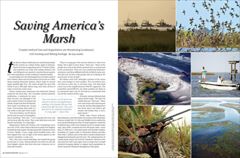 Saving America's Marsh