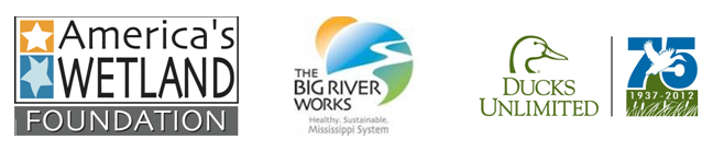 Big River Thrives forum logos