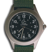 Click here to make a donation and receive the DU Vintage Field Watch