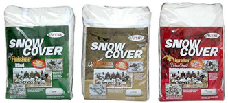 Avery Layout Blind Snow Covers